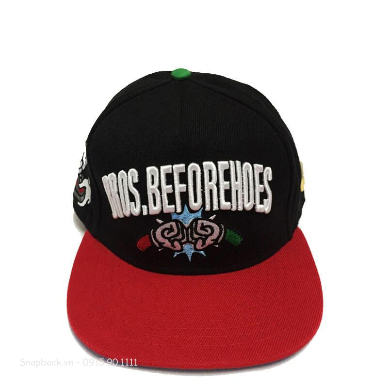 Mũ Snapback BROS.BEFOREHOES